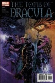 Tomb Of Dracula Comics (2004 Series)
